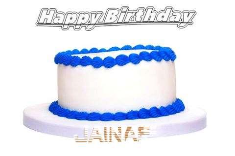 Happy Birthday Jainaf