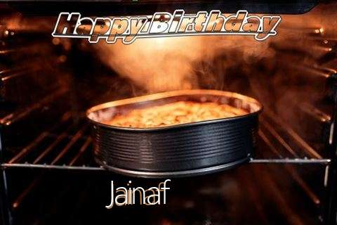 Happy Birthday Wishes for Jainaf