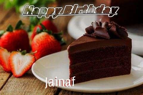 Happy Birthday to You Jainaf