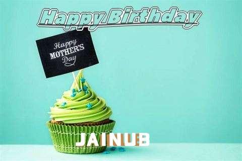 Birthday Images for Jainub