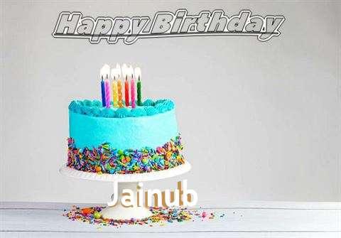Wish Jainub