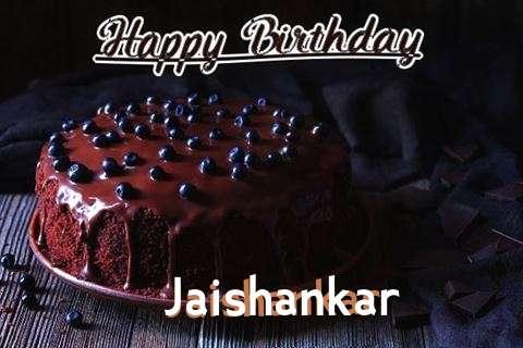 Happy Birthday Cake for Jaishankar