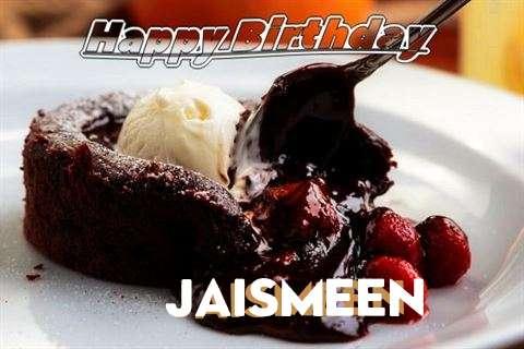 Happy Birthday Wishes for Jaismeen