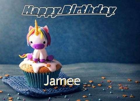 Happy Birthday Jamee