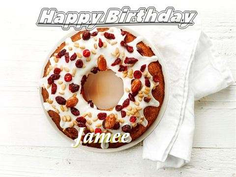 Happy Birthday Cake for Jamee