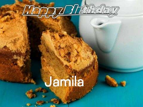 Happy Birthday Jamila