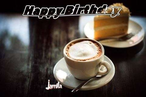 Happy Birthday Wishes for Jamila