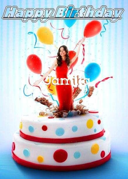 Jamila Cakes