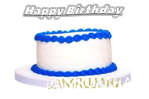 Happy Birthday Jamrujaha