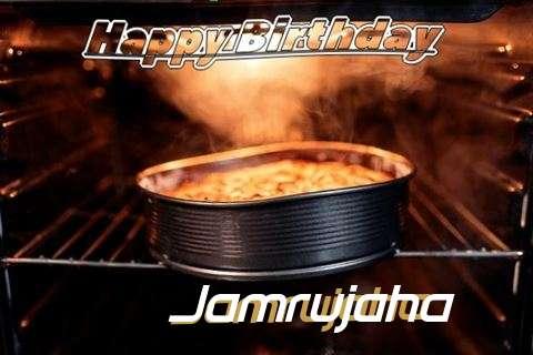 Happy Birthday Wishes for Jamrujaha