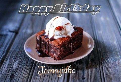Jamrujaha Cakes