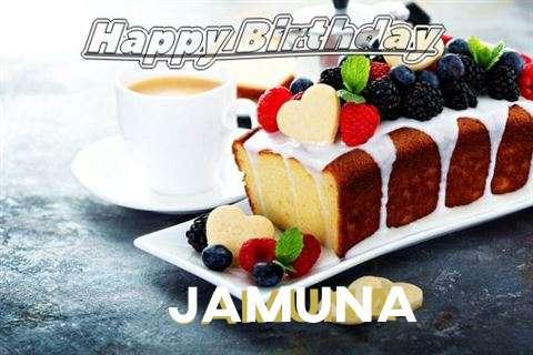 Happy Birthday to You Jamuna