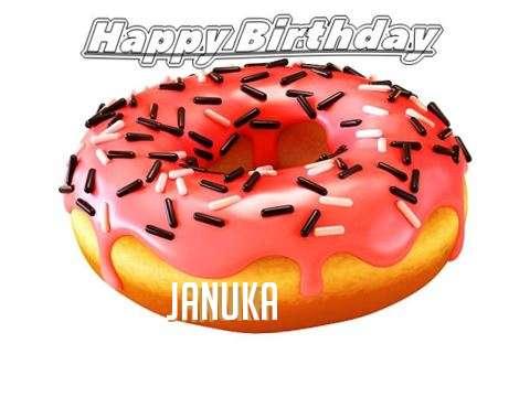 Happy Birthday to You Januka