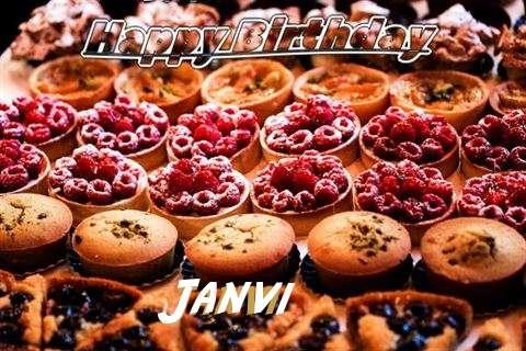 Happy Birthday to You Janvi
