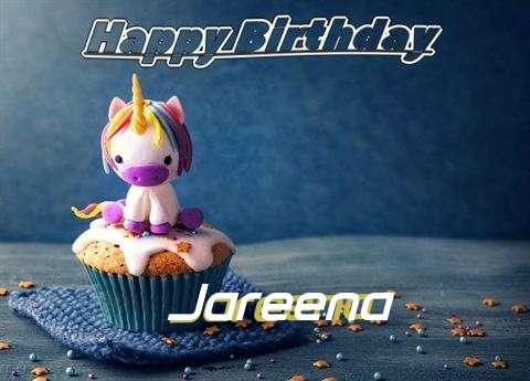 Happy Birthday Jareena
