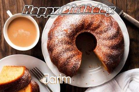 Happy Birthday Jarim