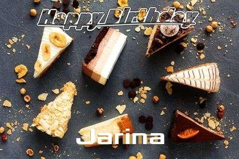 Happy Birthday to You Jarina