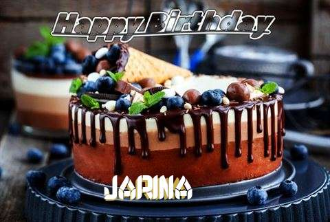 Happy Birthday Cake for Jarina