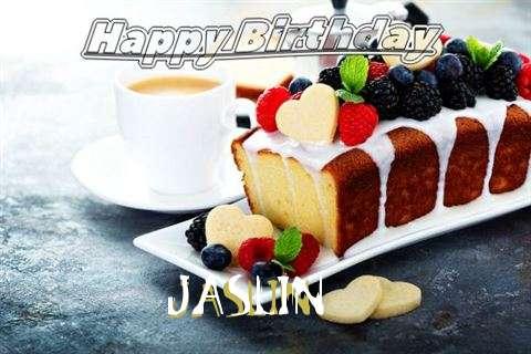 Happy Birthday to You Jaslin