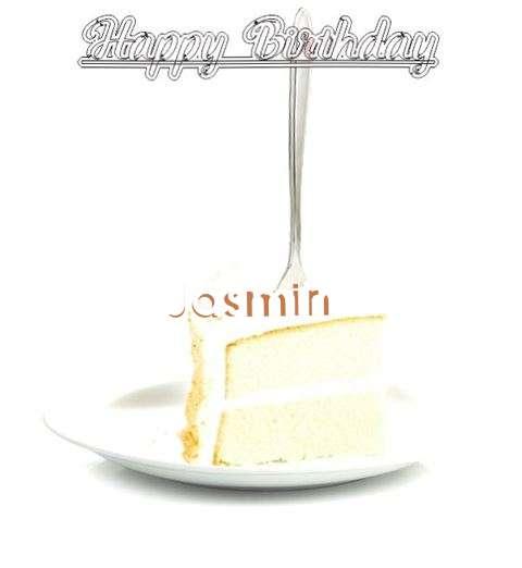 Happy Birthday Wishes for Jasmin