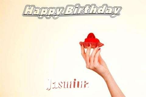 Happy Birthday to You Jasmina