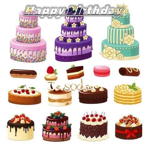 Jasoda Cakes