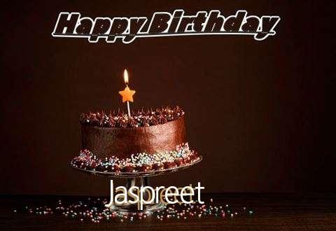 Happy Birthday Cake for Jaspreet