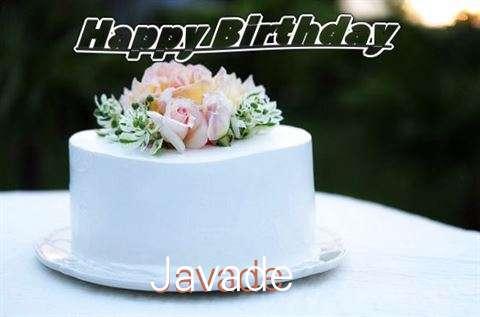 Javade Birthday Celebration