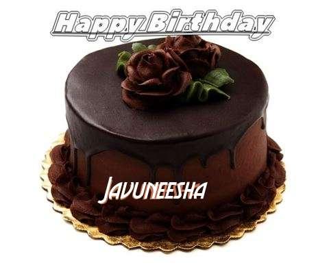 Birthday Images for Javuneesha