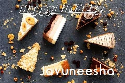 Happy Birthday to You Javuneesha