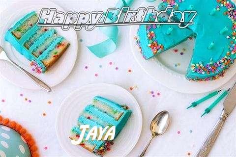 Birthday Images for Jaya