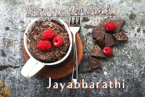 Happy Birthday Wishes for Jayabharathi