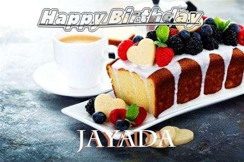 Happy Birthday to You Jayada