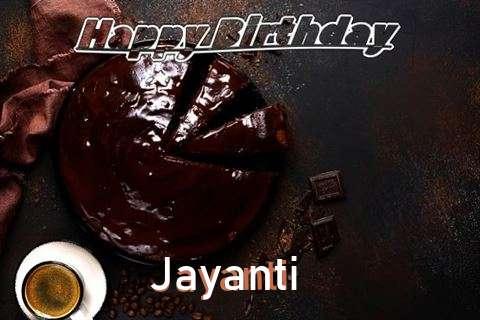 Happy Birthday Wishes for Jayanti