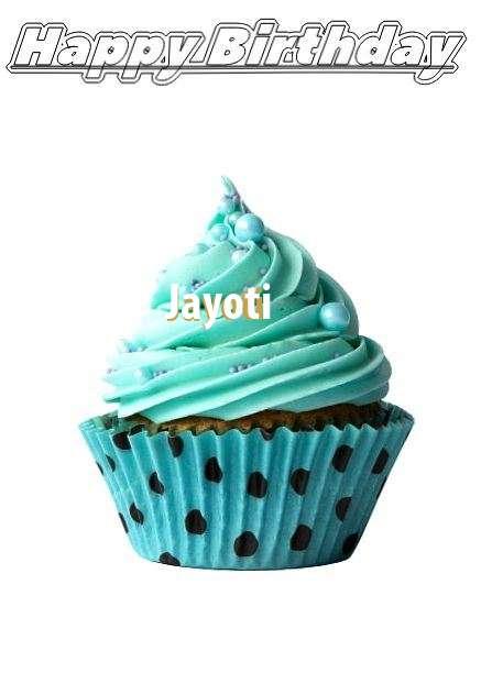 Happy Birthday to You Jayoti