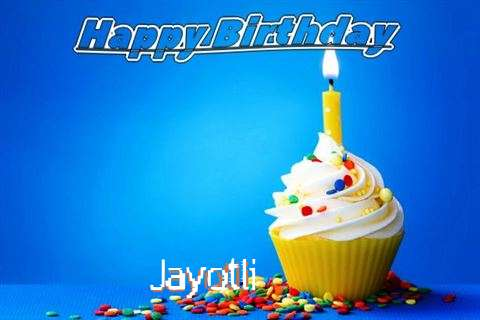 Birthday Images for Jayotli