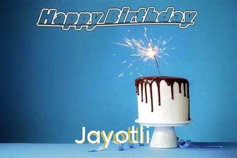 Jayotli Cakes
