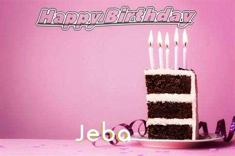 Jeba Cakes