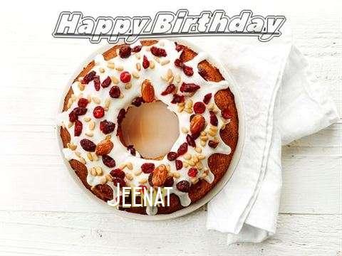 Happy Birthday Cake for Jeenat