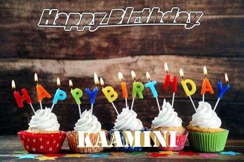Happy Birthday Kaamini Cake Image