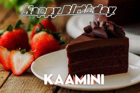 Happy Birthday to You Kaamini