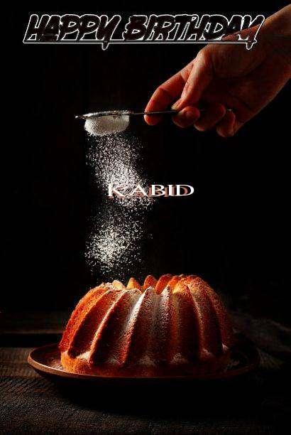 Birthday Images for Kabid
