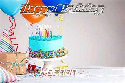 Happy Birthday Kachan Cake Image