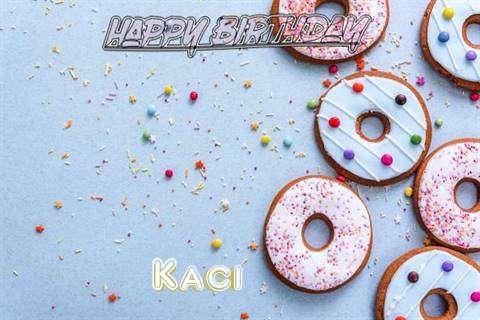 Happy Birthday Kaci Cake Image
