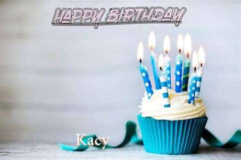 Happy Birthday Kacy Cake Image