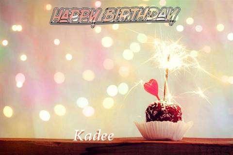 Kadee Birthday Celebration