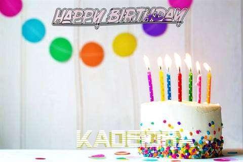 Happy Birthday Cake for Kadeidra