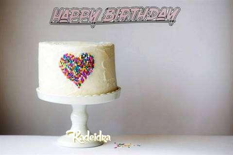 Kadeidra Cakes