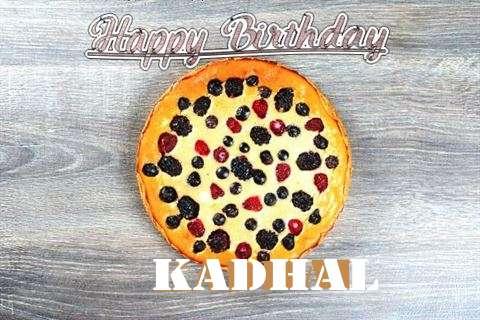 Happy Birthday Cake for Kadhal