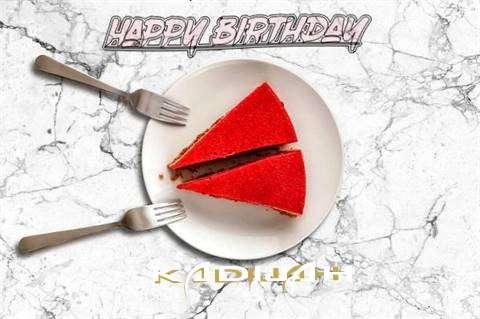 Happy Birthday Kadijah